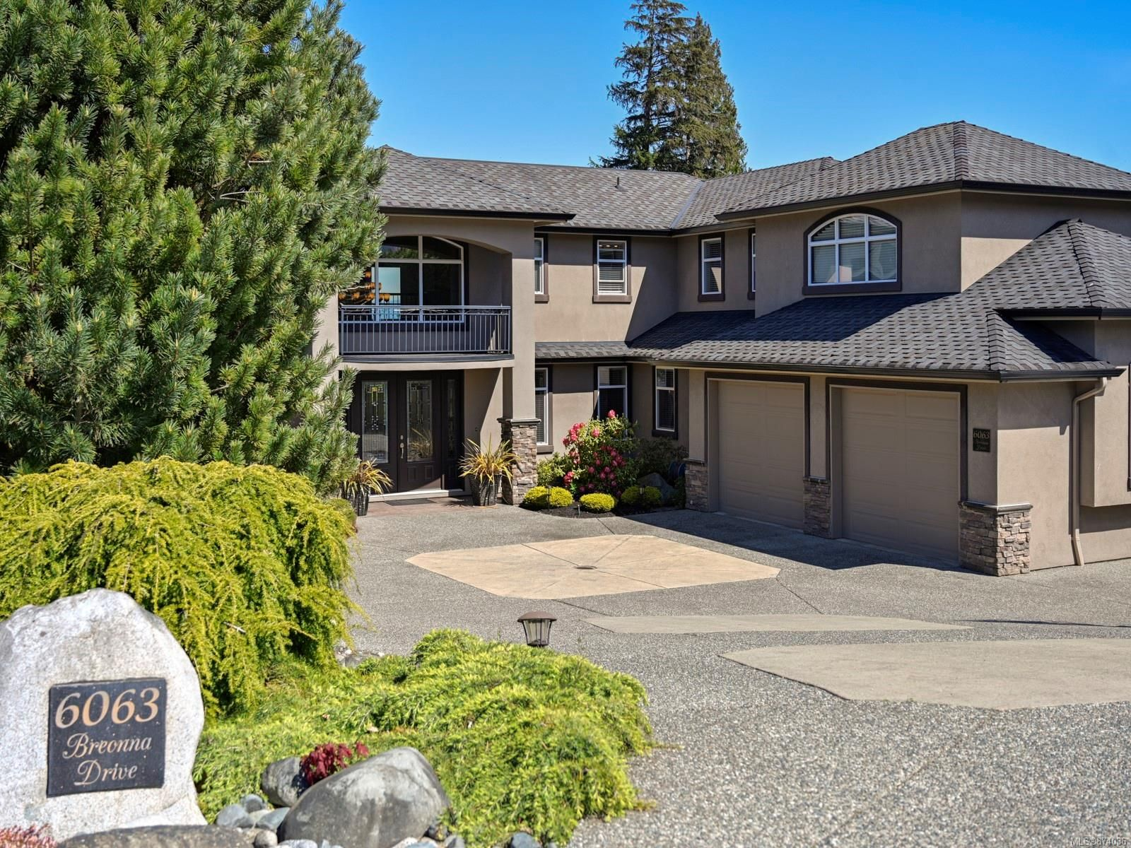 Main Photo: 6063 Breonna Dr in : Na North Nanaimo House for sale (Nanaimo)  : MLS®# 874036