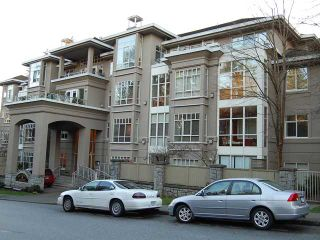 "Photo 1: 117 630 ROCHE POINT Drive in North Vancouver: Roche Point Condo for sale in ""THE LEGEND"" : MLS®# V933253"