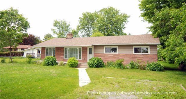 Main Photo: 1283 Ramara County Rd.#47 Road in Ramara: Brechin House (Bungalow) for sale : MLS®# X3424213