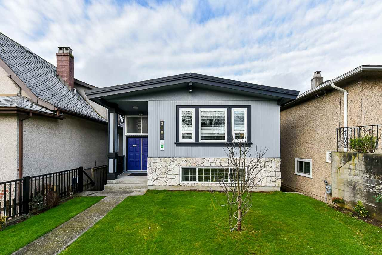 Main Photo: 3183 E 22ND Avenue in Vancouver: Renfrew Heights House for sale (Vancouver East)  : MLS®# R2538029