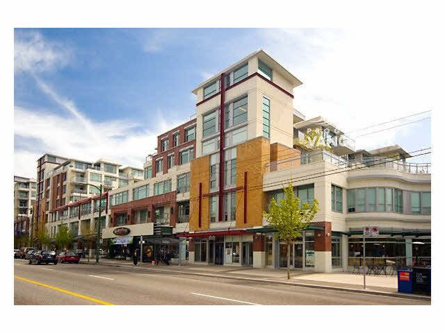 Main Photo: 320 2268 W BROADWAY in : Kitsilano Condo for sale (Vancouver West)  : MLS®# V1087638