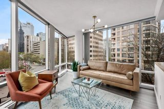 """Photo 5: 402 1003 BURNABY Street in Vancouver: West End VW Condo for sale in """"MILANO"""" (Vancouver West)  : MLS®# R2580390"""