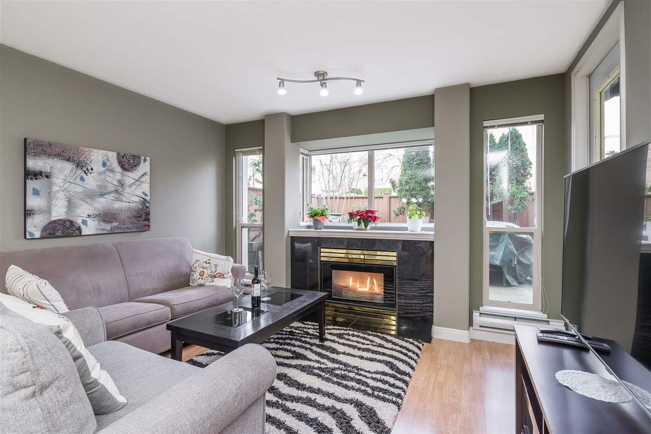 Main Photo: 103 2345 CENTRAL AVENUE in Port Coquitlam: Central Pt Coquitlam Condo for sale : MLS®# R2531572