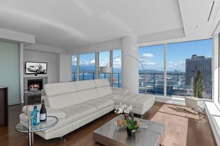 Photo 2: 3403 1011 W CORDOVA STREET in Vancouver: Coal Harbour Condo for sale (Vancouver West)  : MLS®# R2619093