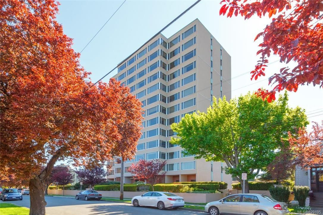 Main Photo: 204 139 Clarence St in : Vi James Bay Condo for sale (Victoria)  : MLS®# 829195