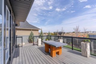 Photo 45: 3907 GINSBURG Crescent in Edmonton: Zone 58 House for sale : MLS®# E4257275