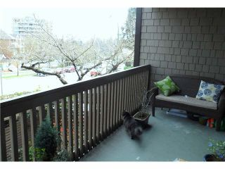 """Photo 12: 206 7055 WILMA Street in Burnaby: Highgate Condo for sale in """"THE BERESFORD"""" (Burnaby South)  : MLS®# V1109098"""