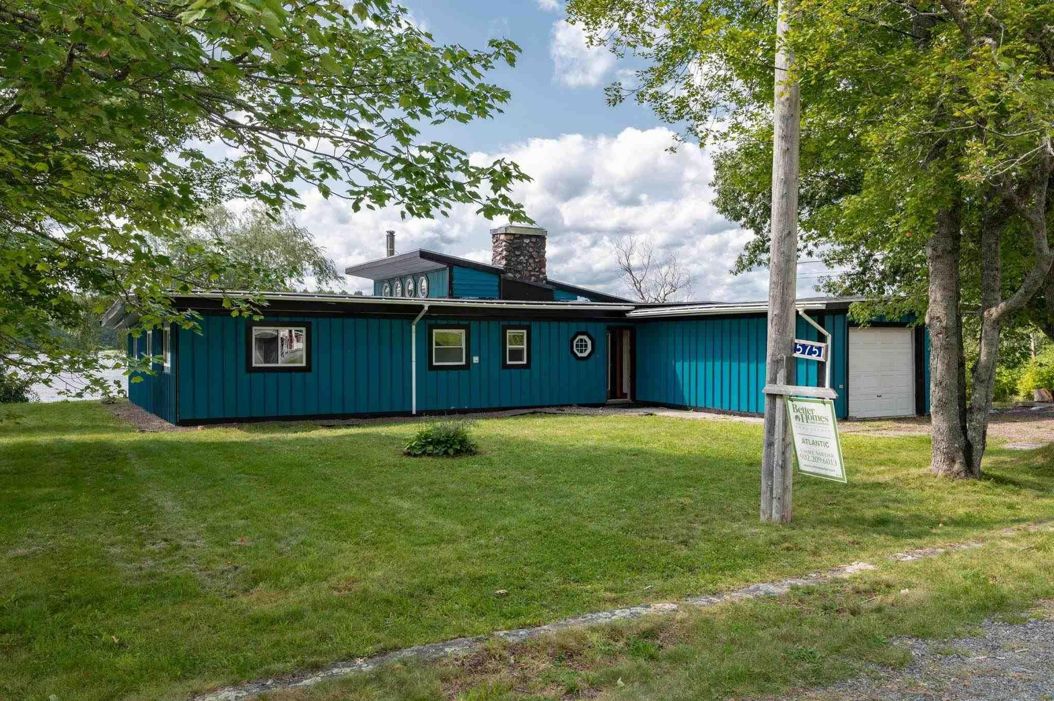 Main Photo: 5751 Highway 10 in New Germany: 405-Lunenburg County Residential for sale (South Shore)  : MLS®# 202123667