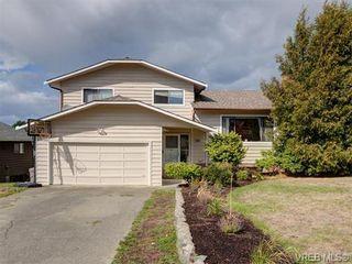 Photo 1: 798 Killdonan Rd in VICTORIA: SE High Quadra House for sale (Saanich East)  : MLS®# 745160
