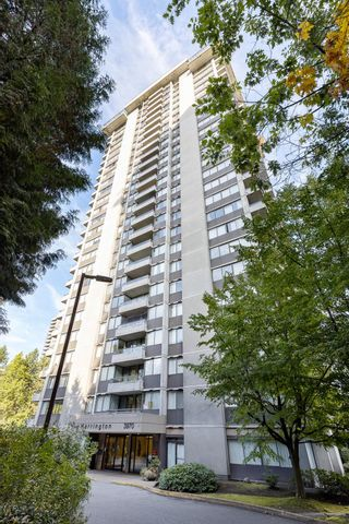 """Photo 2: 1903 3970 CARRIGAN Court in Burnaby: Government Road Condo for sale in """"THE HARRINGTON"""" (Burnaby North)  : MLS®# R2620746"""