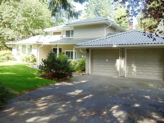 Photo 1: 14388 GREENCREST Drive in South Surrey White Rock: Home for sale : MLS®# F1320933