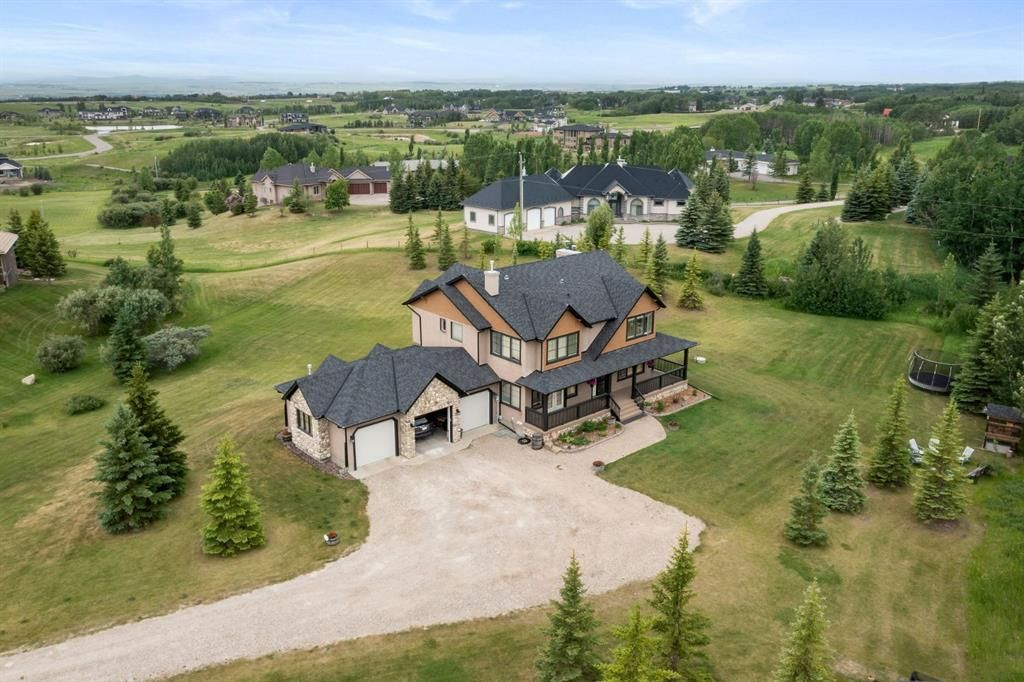 Main Photo: 22 Bearspaw Summit Place in Rural Rocky View County: Rural Rocky View MD Detached for sale : MLS®# A1123873