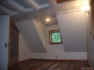Photo 10: 5458 Prendergast Rd in COURTENAY: CV Courtenay West House for sale (Comox Valley)  : MLS®# 647182