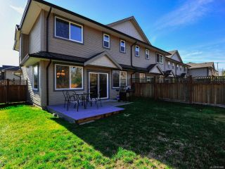 Photo 32: 12 2112 CUMBERLAND ROAD in COURTENAY: CV Courtenay City Row/Townhouse for sale (Comox Valley)  : MLS®# 781680