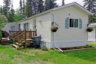 Photo 1: 3061 THEE Court in Prince George: Emerald Manufactured Home for sale (PG City North (Zone 73))  : MLS®# R2464165