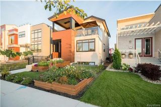 Main Photo: 178 Messager Rue in Winnipeg: St Boniface Single Family Detached for sale (2A)