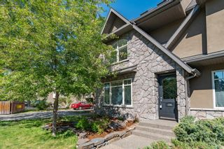 Main Photo: 728 4 Street NW in Calgary: Sunnyside Semi Detached for sale : MLS®# A1116193
