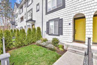 """Photo 1: 4 16357 15 Avenue in Surrey: King George Corridor Townhouse for sale in """"Dawson's Creek"""" (South Surrey White Rock)  : MLS®# R2578591"""