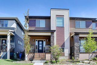 Photo 2: 144 Cornerstone Avenue NE in Calgary: Cornerstone Semi Detached for sale : MLS®# A1116950