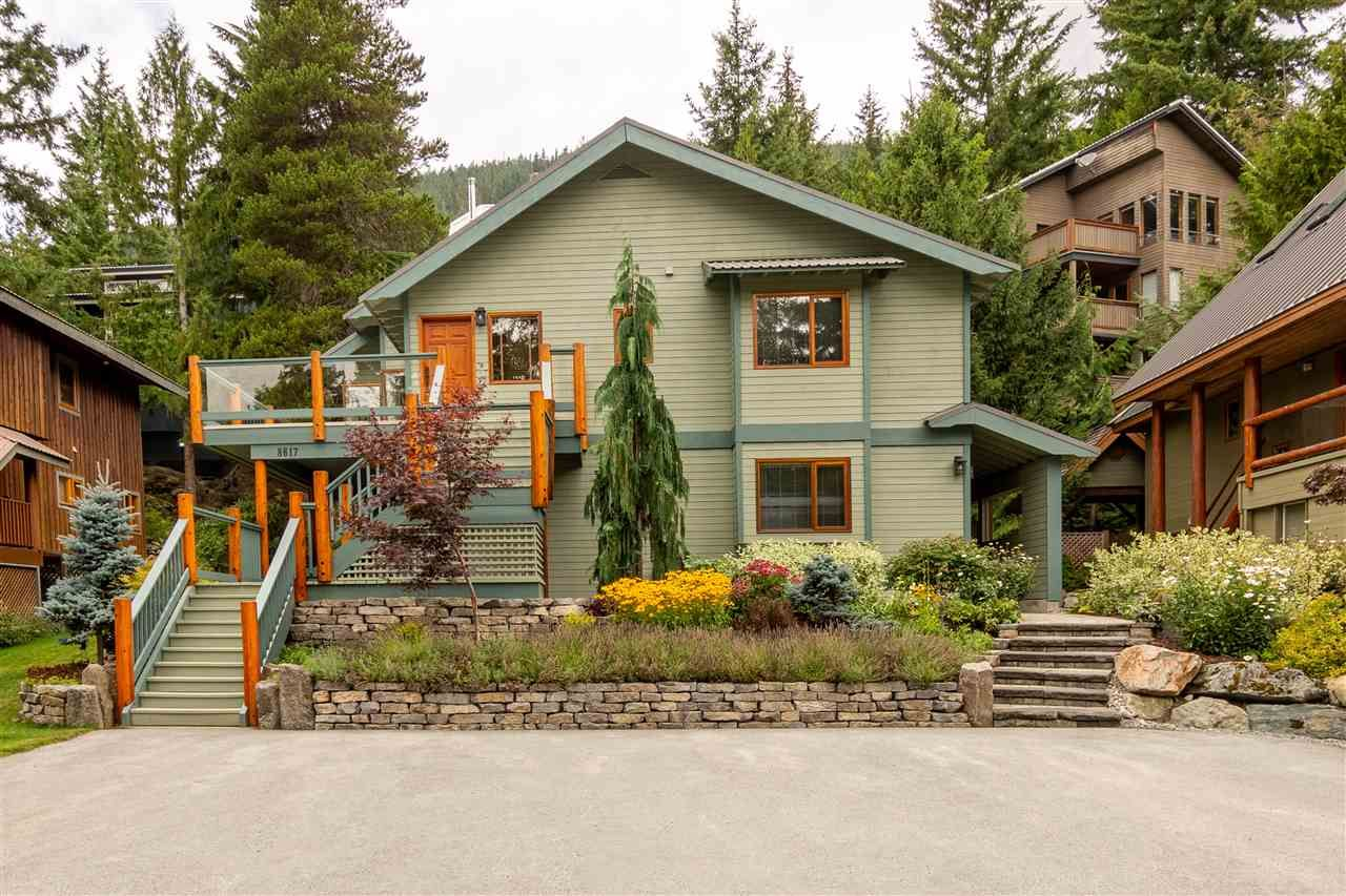 Main Photo: 8617 FISSILE LANE in Whistler: Alpine Meadows House for sale : MLS®# R2438515