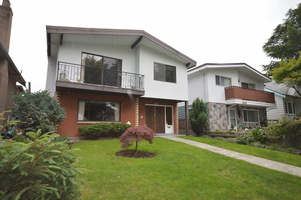 Main Photo: 1846 E 35TH Avenue in Vancouver: Victoria VE House for sale (Vancouver East)  : MLS®# R2079203