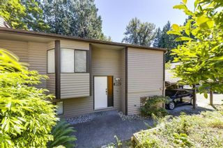 """Main Photo: 8502 TIMBER Court in Burnaby: Forest Hills BN Townhouse for sale in """"SIMON FRASER VILLAGE"""" (Burnaby North)  : MLS®# R2596294"""