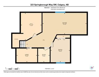 Photo 24: 223 Springborough Way SW in Calgary: Springbank Hill Detached for sale : MLS®# A1114099