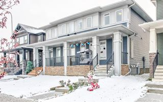 Photo 1: 512 Evanston Link NW in Calgary: Evanston Semi Detached for sale : MLS®# A1041467