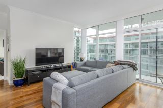"""Photo 10: 803 175 VICTORY SHIP Way in North Vancouver: Lower Lonsdale Condo for sale in """"Cascade West"""" : MLS®# R2565642"""