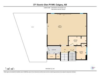 Photo 25: 371 Scenic Glen Place NW in Calgary: Scenic Acres Detached for sale : MLS®# A1089933
