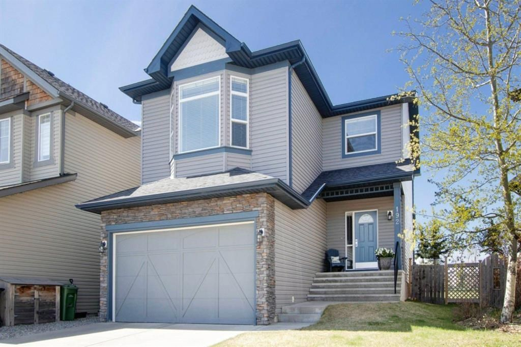 Main Photo: 192 Cougartown Close SW in Calgary: Cougar Ridge Detached for sale : MLS®# A1106763