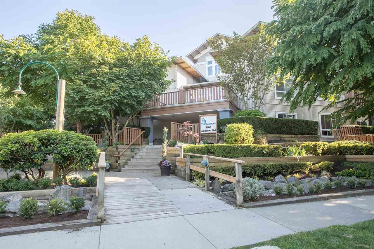 """Main Photo: 230 5600 ANDREWS Road in Richmond: Steveston South Condo for sale in """"THE LAGOONS"""" : MLS®# R2378280"""