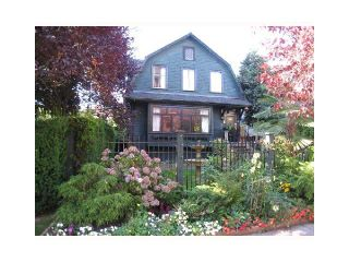 Photo 5: 1860 BARCLAY ST in Vancouver: West End VW House for sale (Vancouver West)  : MLS®# V1047125