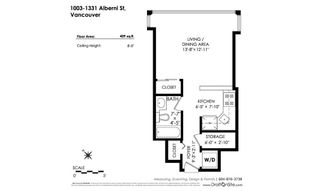 """Photo 20: 1003 1331 ALBERNI Street in Vancouver: West End VW Condo for sale in """"THE LIONS"""" (Vancouver West)  : MLS®# R2333308"""