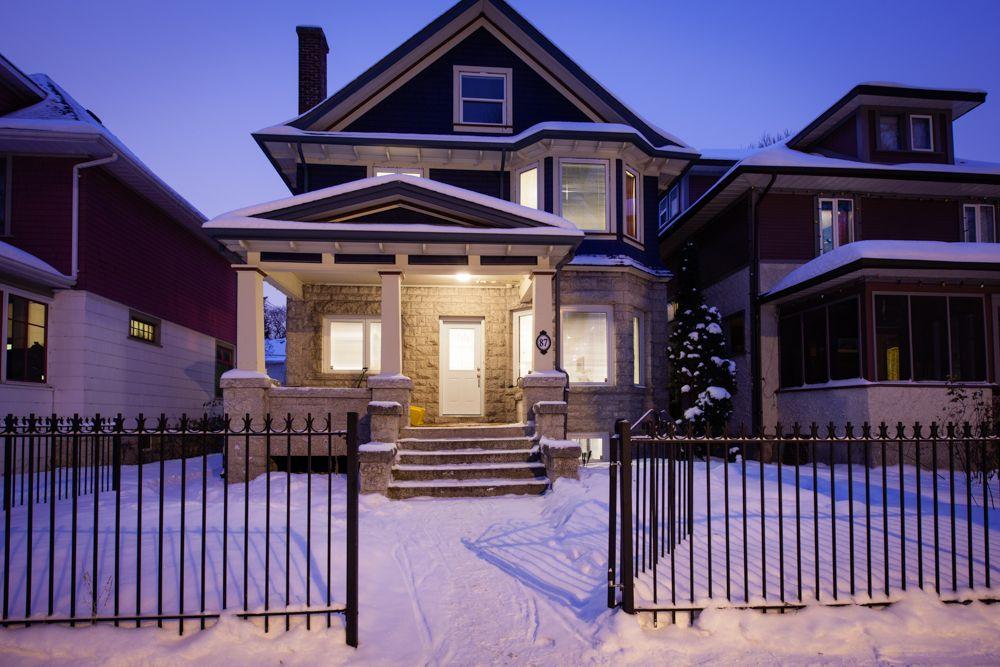 Photo 65: Photos: 87 Ruby Street in Winnipeg: Wolseley Single Family Detached for sale (West Winnipeg)  : MLS®# 1306696