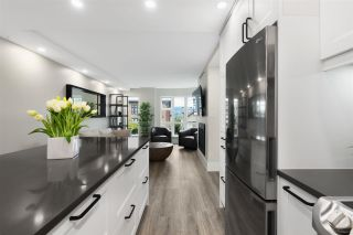 """Photo 8: 205 2428 W 1ST Avenue in Vancouver: Kitsilano Condo for sale in """"NOBLE HOUSE"""" (Vancouver West)  : MLS®# R2591111"""