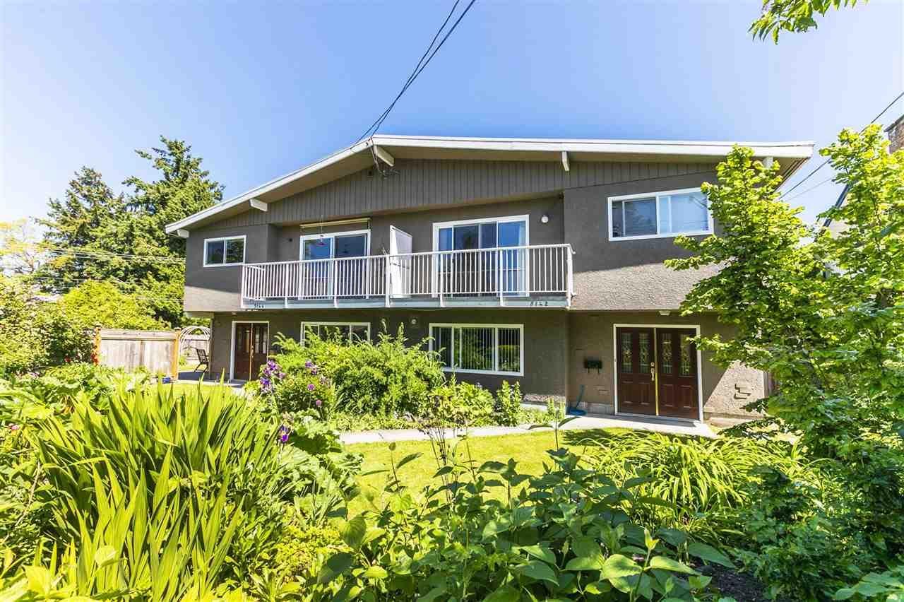 Main Photo: 5142 58B Street in Delta: Hawthorne Duplex for sale (Ladner)  : MLS®# R2584643