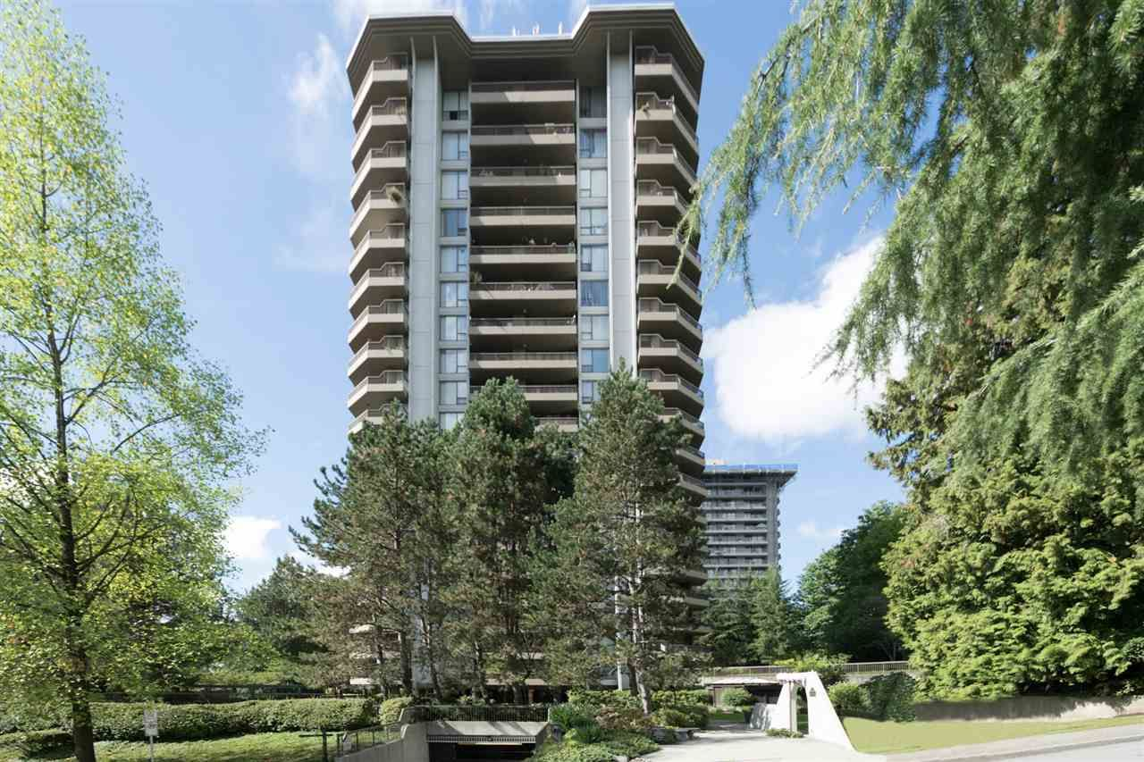 """Main Photo: 1202 2041 BELLWOOD Avenue in Burnaby: Brentwood Park Condo for sale in """"ANOLA PLACE"""" (Burnaby North)  : MLS®# R2209182"""
