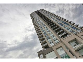 Photo 1: 2805 1111 10 Street SW in Calgary: Connaught Condo for sale : MLS®# C4004682