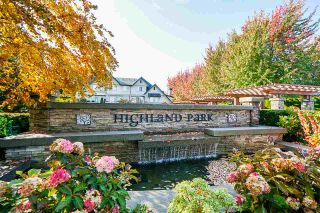 "Photo 1: 20 2501 161A Street in Surrey: Grandview Surrey Townhouse for sale in ""HIGHLAND PARK"" (South Surrey White Rock)  : MLS®# R2496271"