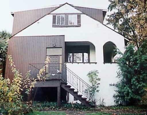 Main Photo: 5650 BLENHEIM ST in : Kerrisdale House for sale : MLS®# V407931