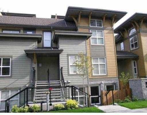 """Main Photo: 201 4155 CENTRAL Boulevard in Burnaby: Metrotown Townhouse for sale in """"PATTERSON PARK"""" (Burnaby South)  : MLS®# V654151"""