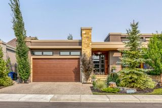 Main Photo: 46 Aspen Ridge Square SW in Calgary: Aspen Woods Semi Detached for sale : MLS®# A1134863
