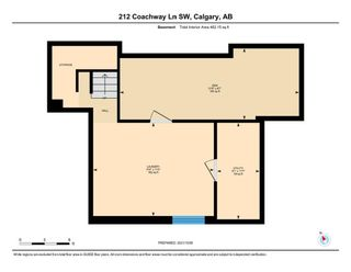 Photo 31: 212 Coachway Lane SW in Calgary: Coach Hill Row/Townhouse for sale : MLS®# A1153091