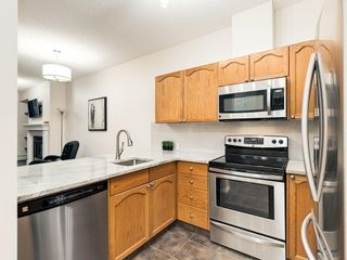 Photo 2: 4104 14645 6 Street SW in Calgary: Shawnee Slopes Apartment for sale : MLS®# A1138394