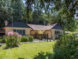 Photo 1: 1013 Sluggett Rd in : CS Brentwood Bay House for sale (Central Saanich)  : MLS®# 882753