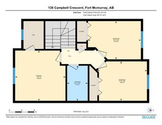 Photo 17: 138 Campbell Crescent: Fort McMurray Detached for sale : MLS®# A1112255