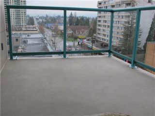 Photo 9: 603 612 6TH Street in New Westminster: Uptown NW Condo for sale : MLS®# V941736