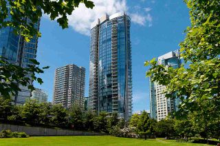 Photo 1: 2904 1281 W CORDOVA STREET in Vancouver: Coal Harbour Condo for sale (Vancouver West)  : MLS®# R2304552