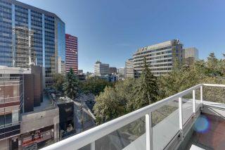 Photo 26: 503 10136 104 Street in Edmonton: Zone 12 Condo for sale : MLS®# E4255472